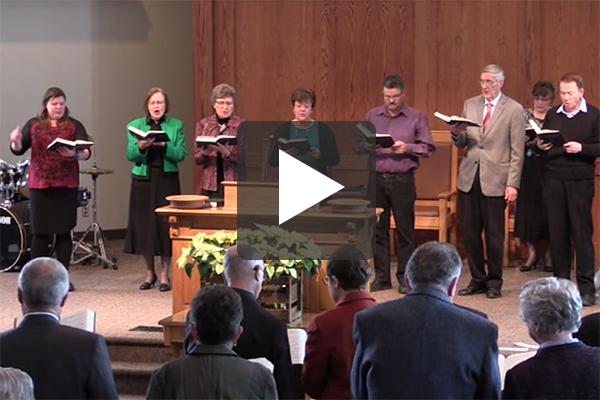 Sunday Services Video