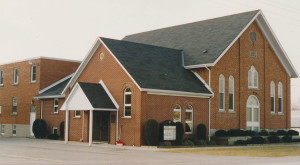 A new pastor's study, extra Sunday School space, a new library and foyer as well as an elevator made the church building accessible for a wider variety of functions